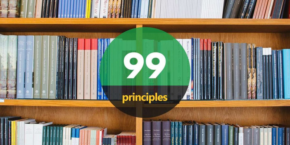 Photo of 99 Personal Money Management Principles to Live By