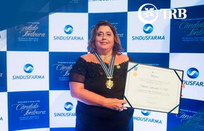 Photo of TRB Pharma Brasil é premiada com o mérito da Indústria Farmacêutica